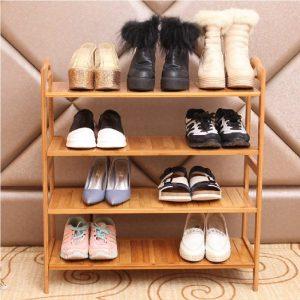 Almacenador de zapatos expositor